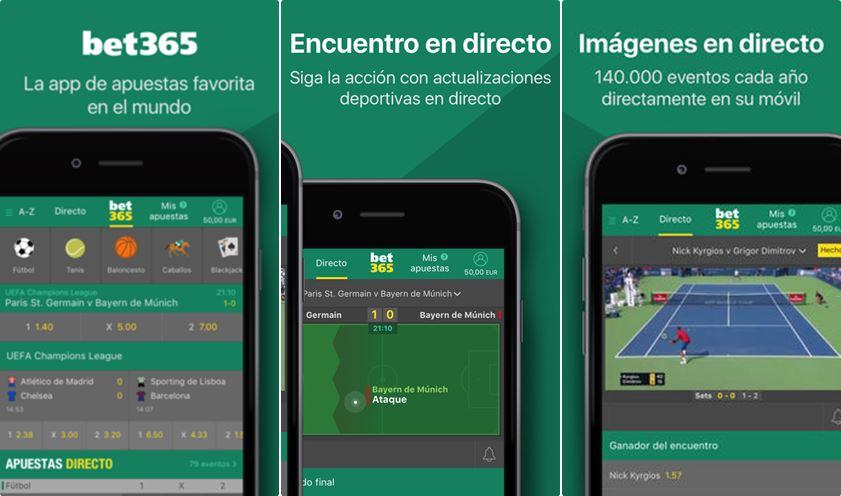 Bet365 App proporciona acceso a apuestas desde cualquier lugar.