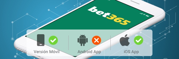 Descargar Bet365 app.