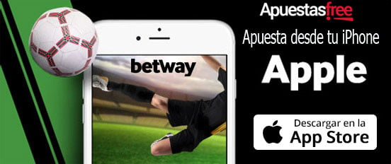 Betway iOS App beneficios.