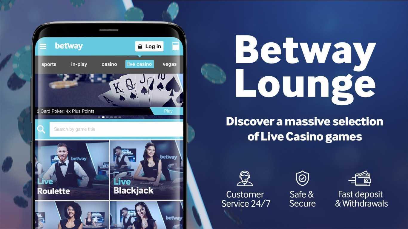 Betway casino APK: Live acceso a las apuestas.